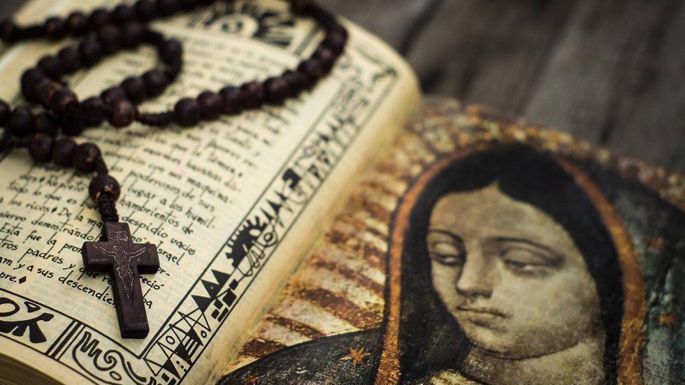 2500 Kitô hữu ở làng Tiangia sống sót Nhờ đọc kinh Mân Côi