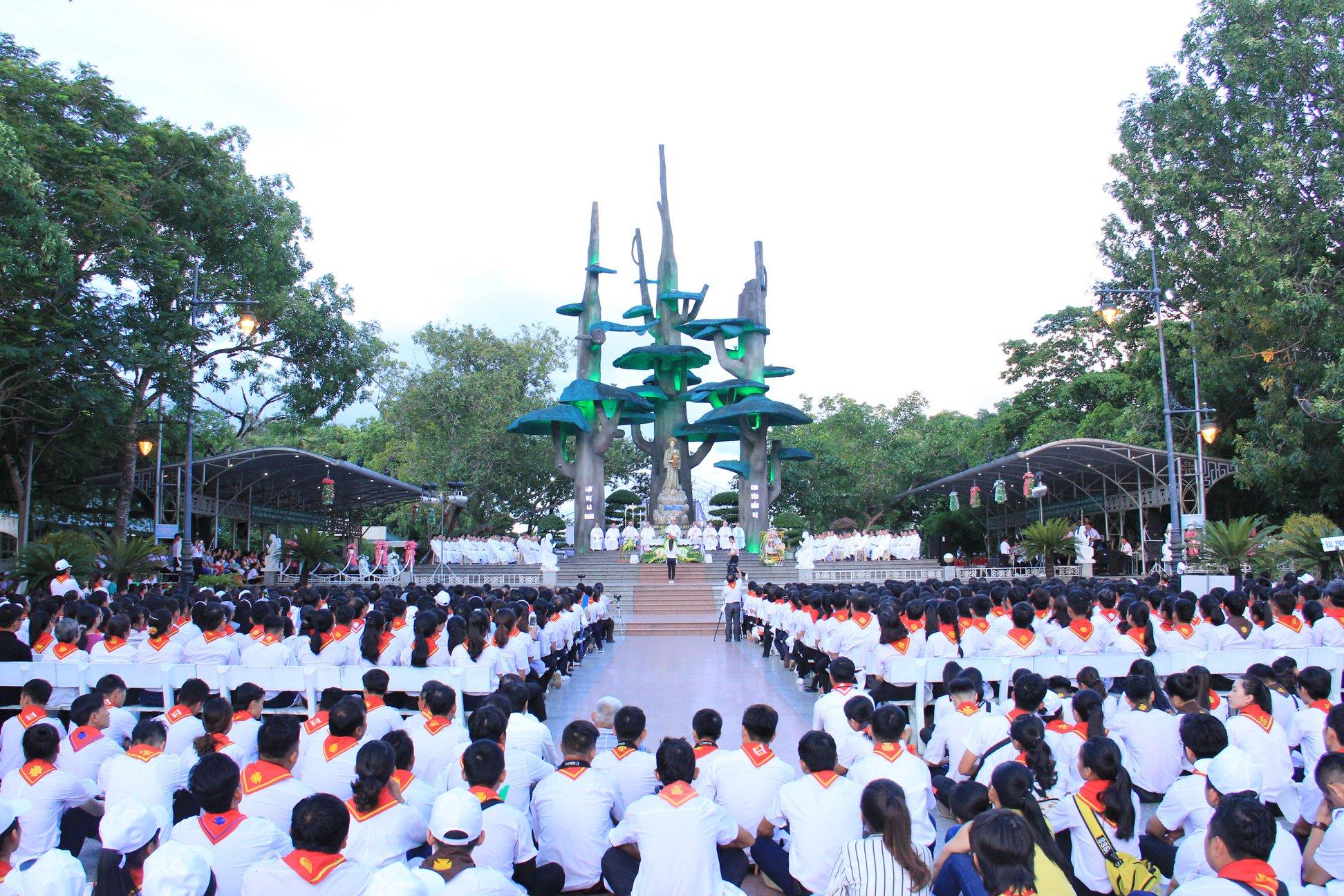 Đại Hội Thiếu Nhi Thánh Thể La Vang 2018