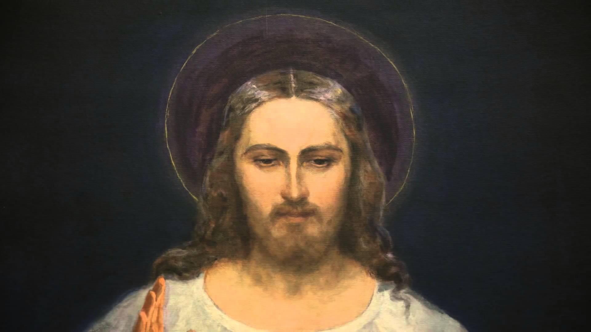 bức tranh Lòng Thương Xót
