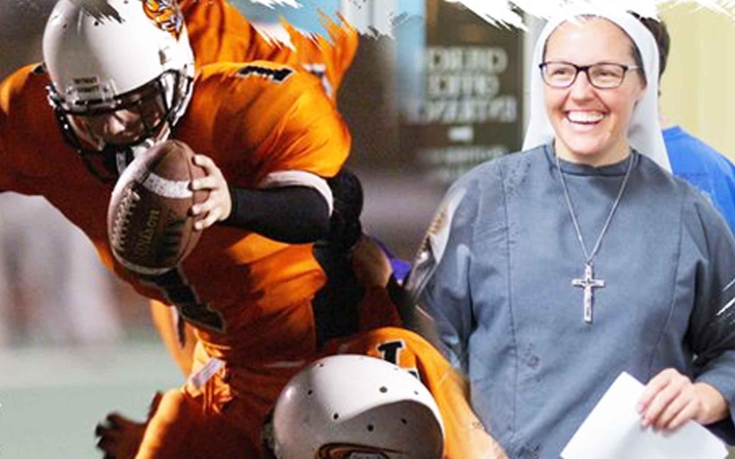 Hành trình ơn gọi của sơ Rita Clare Yoches, một nữ cựu cầu thủ bóng đá Mỹ