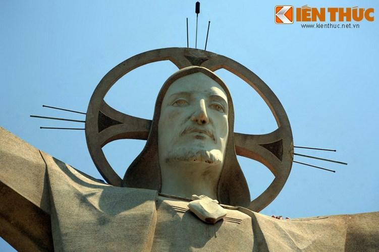 tượng Chúa Giêsu khổng lồ ở Vũng Tàu lớn nhất châu Á