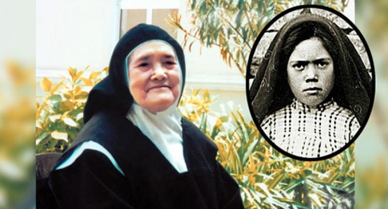 Lucia ở Fatima