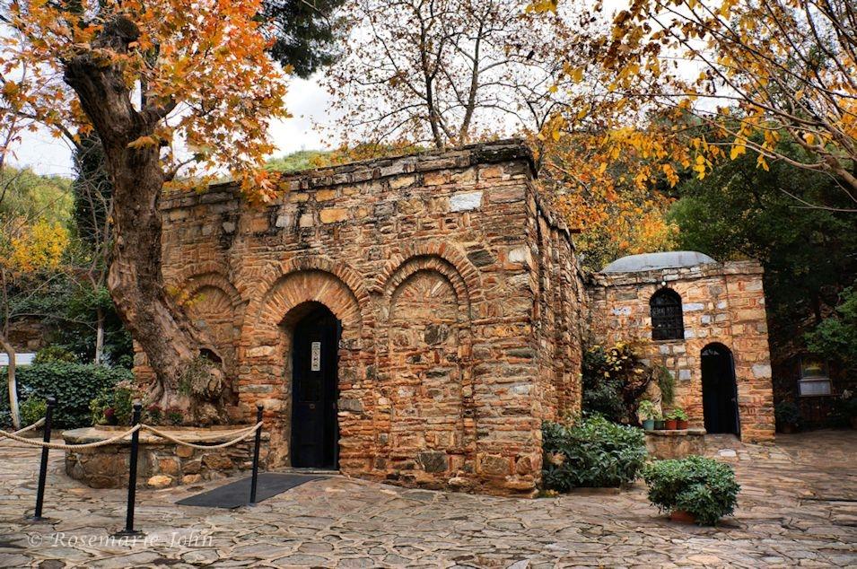 Chiêm ngắm căn nhà của Mẹ Maria - nơi được cho là Mẹ đã an nghỉ nơi này