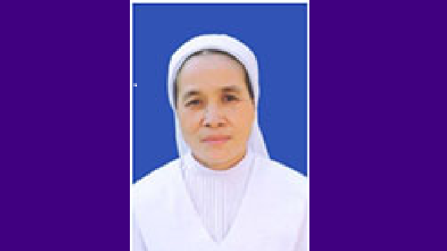 Cáo Phó Nữ Tu Anne Nguyễn Thị Toàn – Thuộc Tỉnh Dòng Phaolô Đà Nẵng