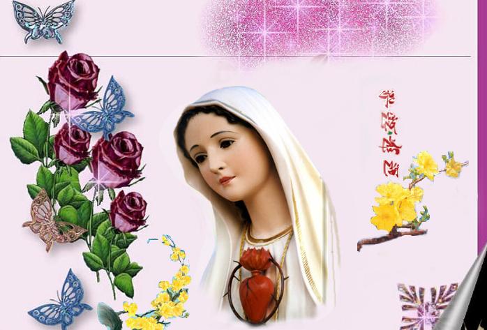 SINH NHẬT ĐỨC TRINH NỮ MARIA