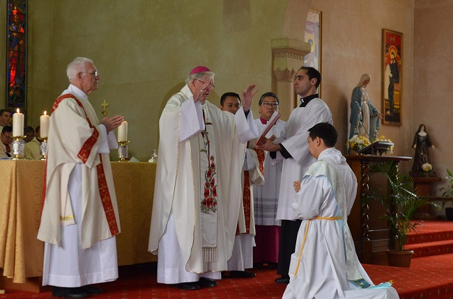 Úc: Tân linh mục VN đầu tiên của Gp. Port Pirie