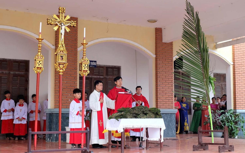 Công Giáo Việt Nam chuẩn bị bước vào Tuần Thánh